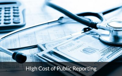 The High Cost of Public Reporting